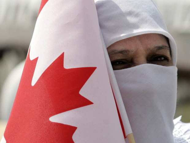 "The Canadian Council for Muslim Women, an organization formed in 1982 — well before Muslims started arriving in large numbers and well before current fears of Muslim terrorism and religiosity — is ""concerned about a movement within Muslim communities to segregate women."""