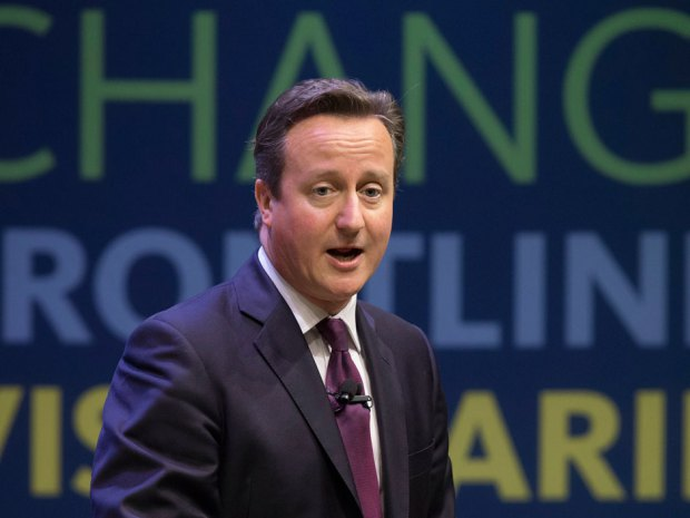 With devolution, Prime Minister David Cameron is proposing to give Scotland, Wales and Northern Ireland — England's fellow nations within the United Kingdom — some powers similar to those enjoyed by Canada's provinces. AP Photo / John Minchillo, Pool.